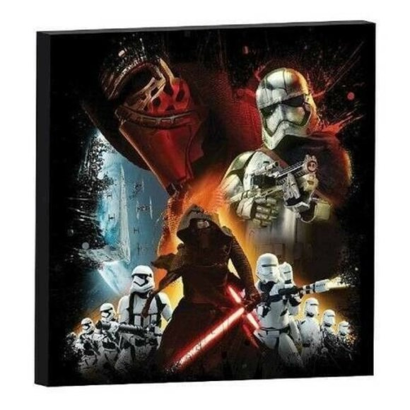 Picture Canvas Wall Art Star Wars Episode VII